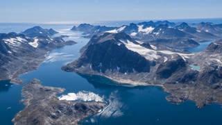 H15 arctic ice melt sea rise permafrost