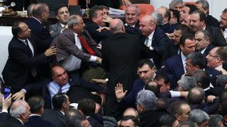 H11 turkey parliament