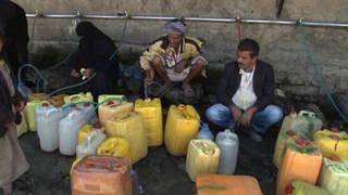 H07 yemen cholera water