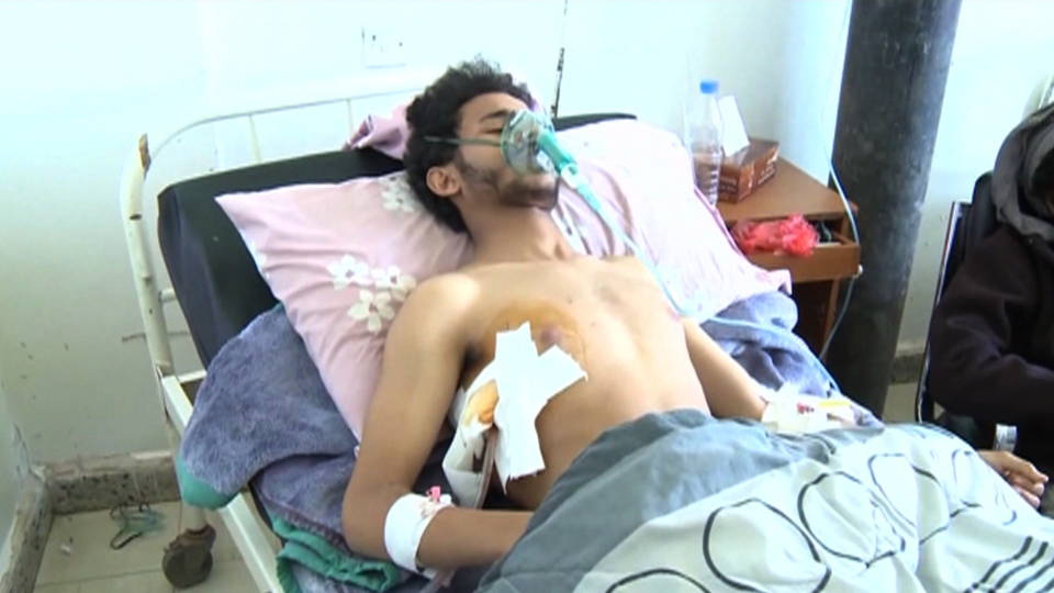 H05 yemen sick