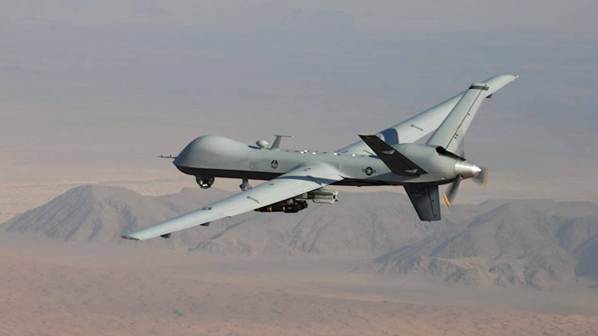 US Drone Strike In Pakistan Kills 2