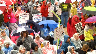 H15 west virginia teacher rally