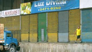 H8 brazil truck strike