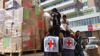 H6 redcross yemen pull staff
