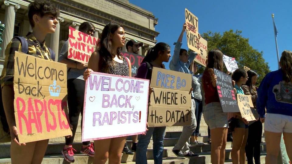 H4 university infiltrates student sexual assault groups