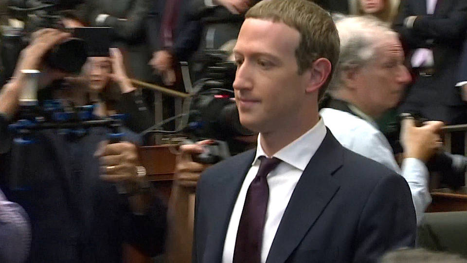 H10 zuckerberg facebook civil rights leaders political ads
