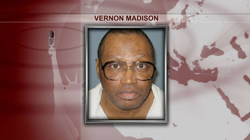 Hl vernon madison stay of execution