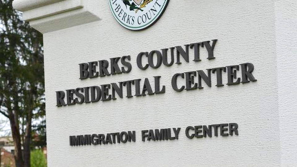 H15 berks detention center