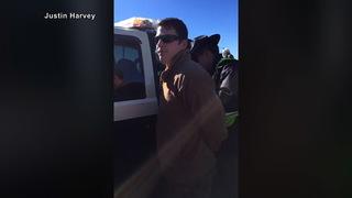 H10 vet arrested