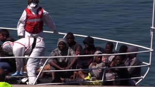 H08 refugees mediterranean