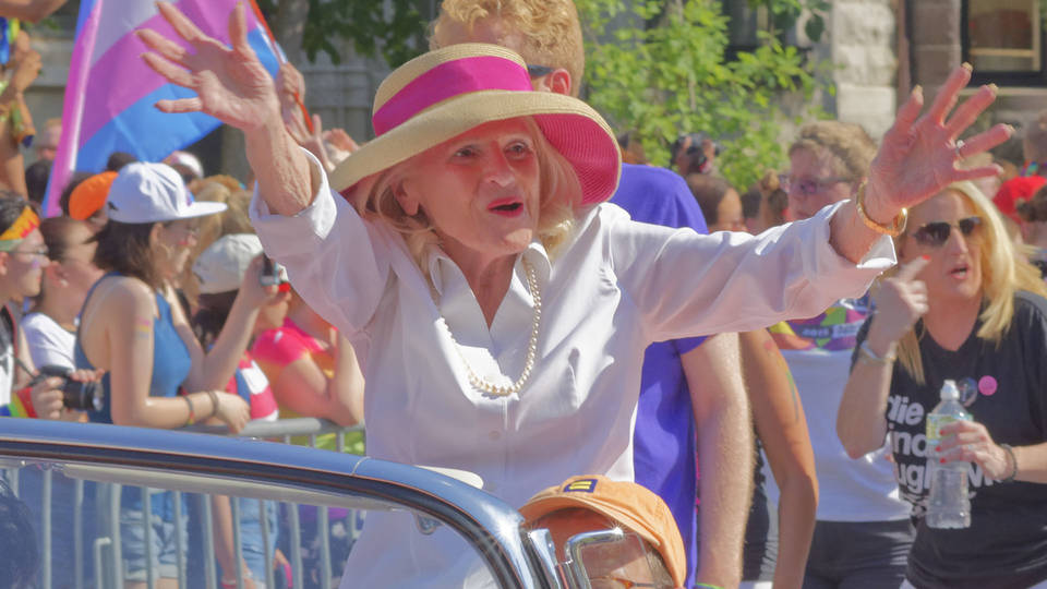 Barack Obama pens loving and moving tribute to Edith Windsor