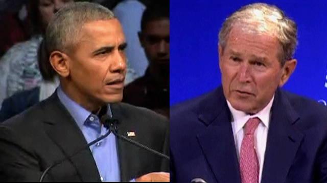 h01 bush obama