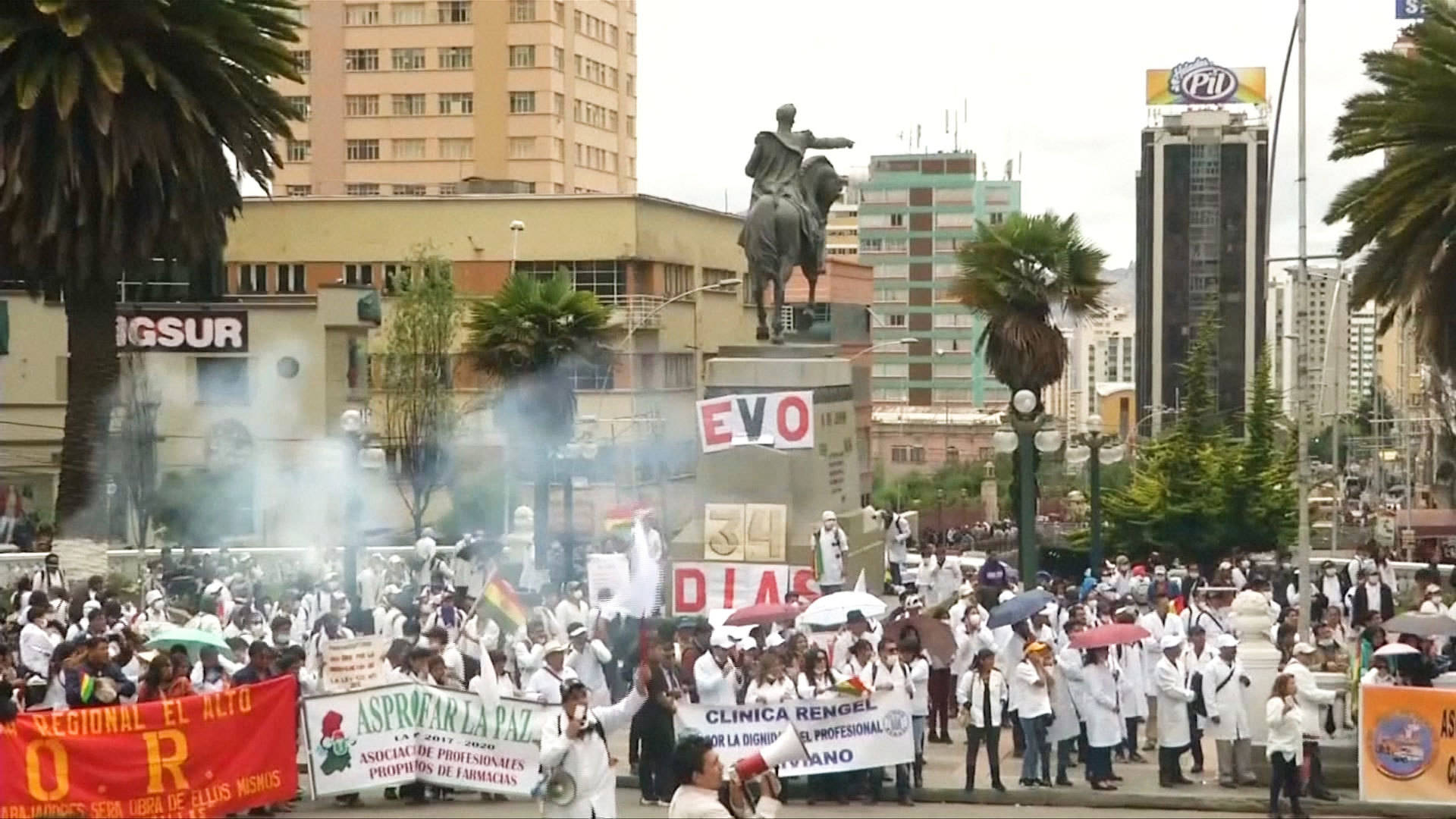 bolivia democracy Rights of nature is the recognition and honoring that nature has rights it is the  recognition that our ecosystems – including trees  read more.