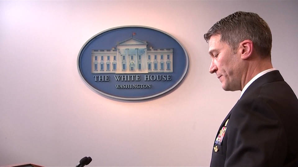 White House: Ronny Jackson Got 'More Vetting Than Most Nominees'