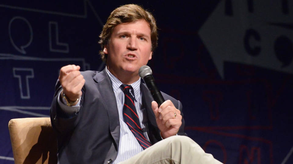 Britain's Despair and the Media Matters Campaign to Destroy Tucker Carlson