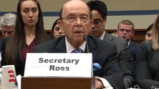 H4 justice departmetnt trump executive priviledge contempt citations barr ross 2020 census