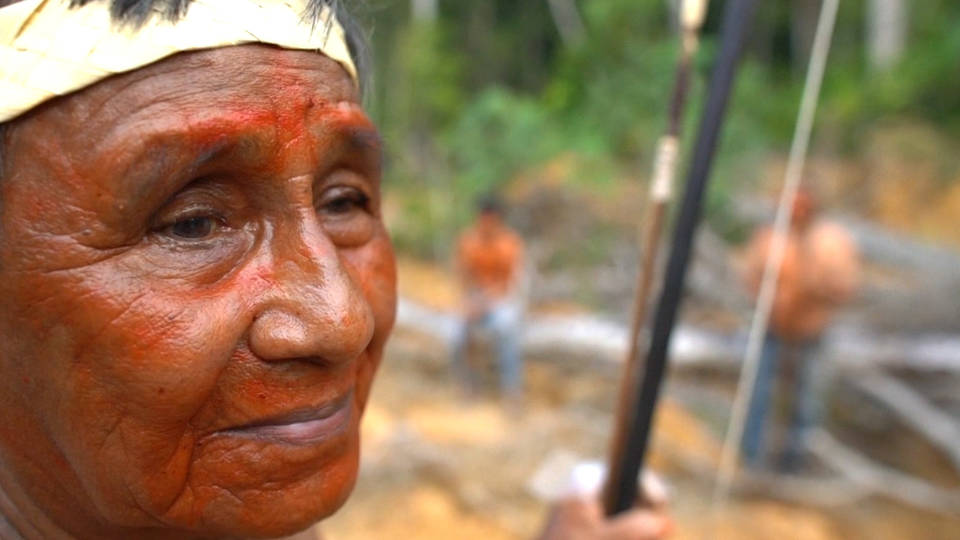 H13 brazil tribes amazon genocide bolsanro indigenous wildfires