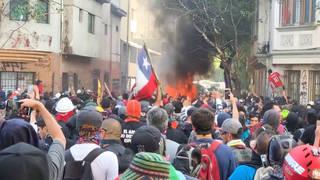 H13 chile protestors demand more participation rewriting new constitution