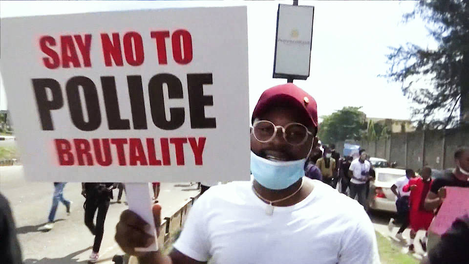End Police Brutality: Nigerian Crypto Community Cry Out