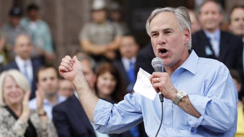 H14 texas governor abbott