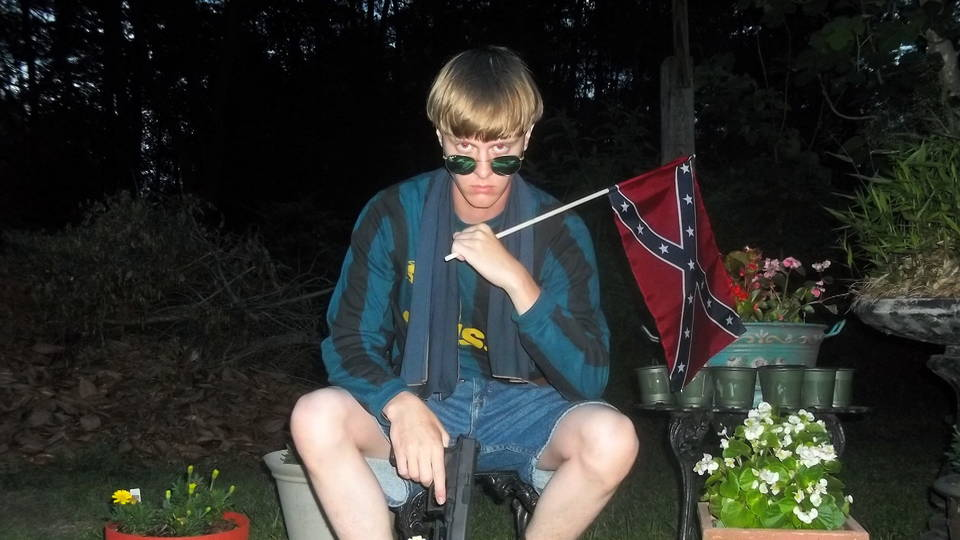 H14 dylann roof
