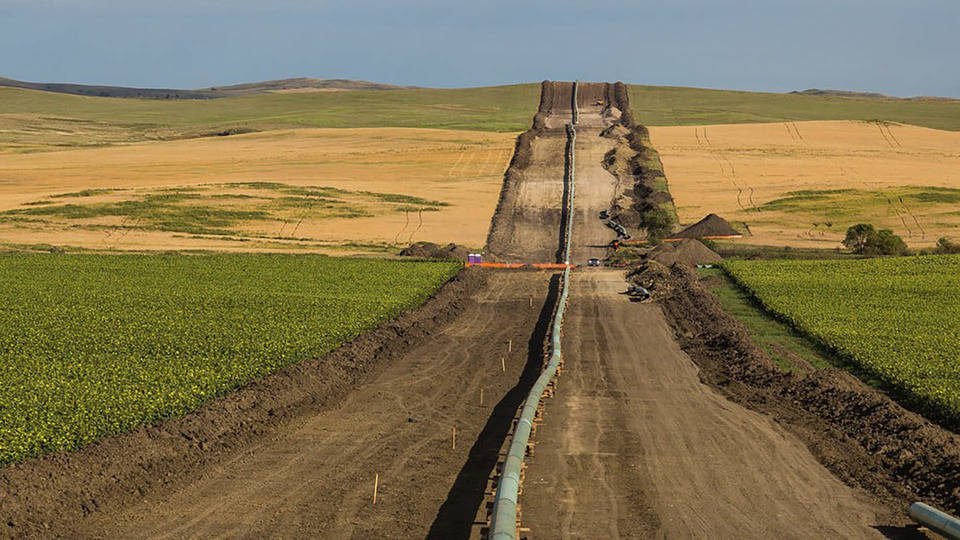 16 dakota access pipeline