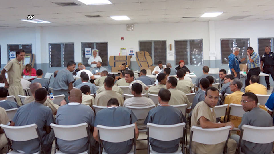 Hd8 pr prisons