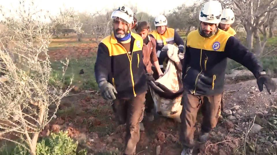 H6 15 civilians killed latest syrian airstrikes idlib