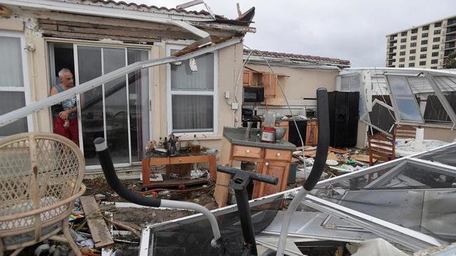 H02 florida hurricane destruction
