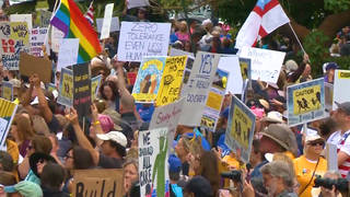 H2 nationwide immigrant reunification protest