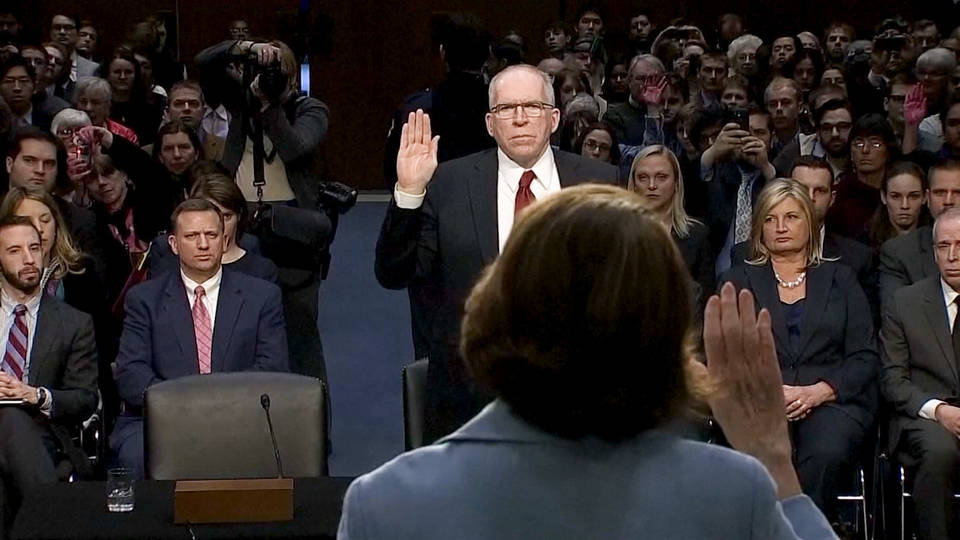 H2 brennan security clearance