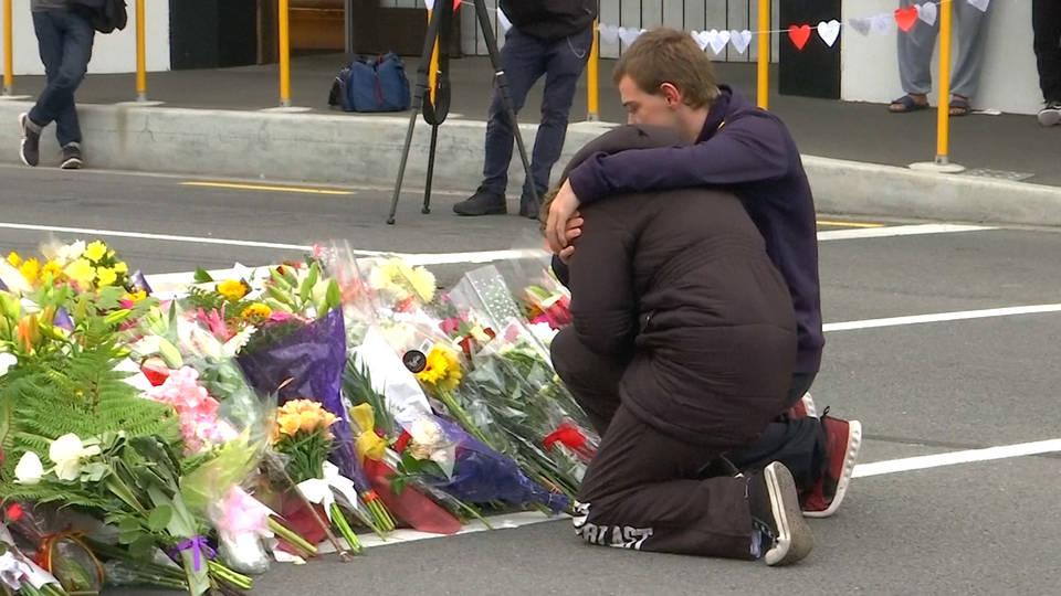 Nz Terror Attack News: New Zealand Mourns Victims Of Mosque Terror Attack, Calls