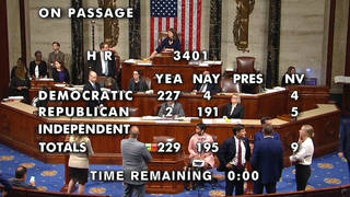 H2 house passes emergency border bill migrants immigration