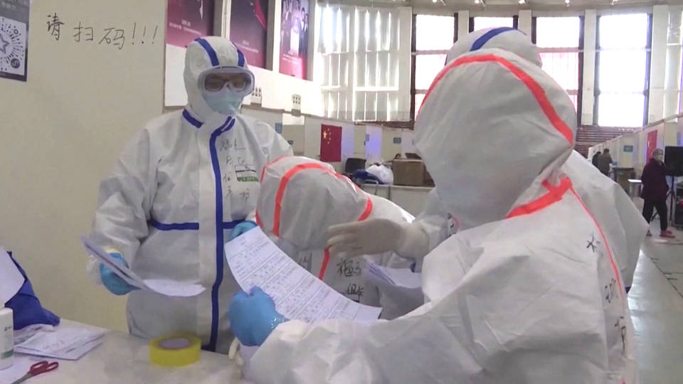 H2 coronavirus cases china hubei