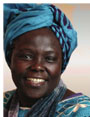 Wangari Maathai Interview 2005