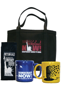 Two Mugs, Coffee & Tote Bag