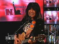 Democracy Now! interviews Buffy Sainte-Marie