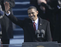 War, Peace & the Presidency: The Inauguration of Barack Hussein Obama