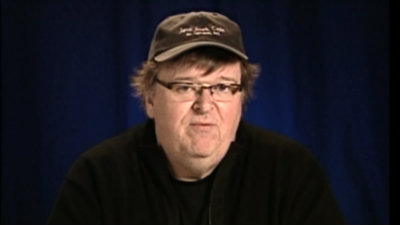3 Interviews with Michael Moore