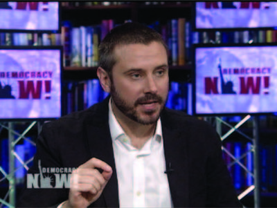 "Jeremy Scahill on ""Dirty Wars"""