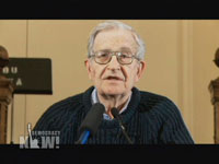 Noam Chomsky 2008 Election Speech