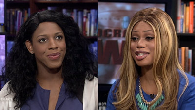Laverne Cox and CeCe McDonald Extended Interview