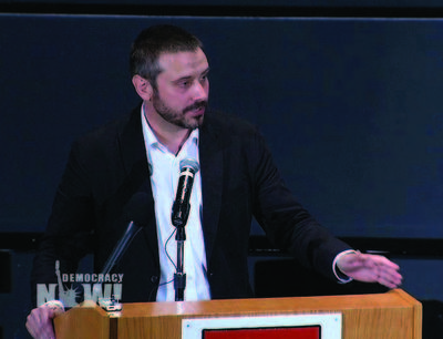 Jeremy Scahill and Noam Chomsky