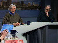 Noam Chomsky and Howard Zinn