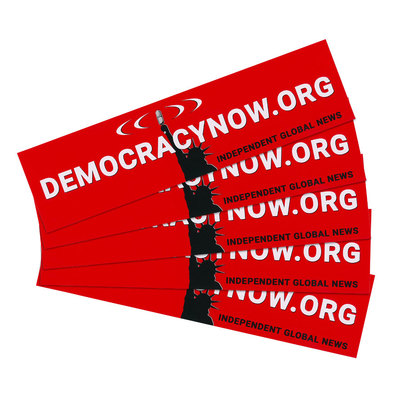 Five Bumper Stickers