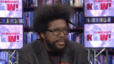 Democracy Now! interviews Questlove