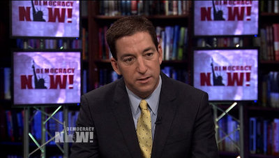 Glenn Greenwald 2-DVD Set