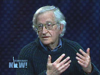 Noam Chomsky Interview 2009