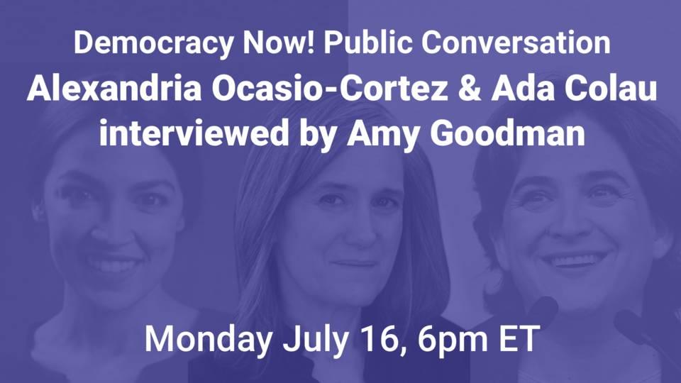 Democracy now! public conversation 4