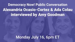 Democracy now! public conversation 4